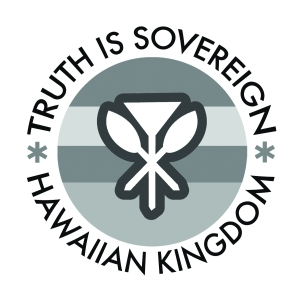 Hawaiian Kingdom Logo